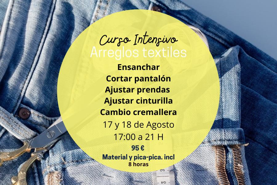 CURSO ARREGLOS TEXTILES