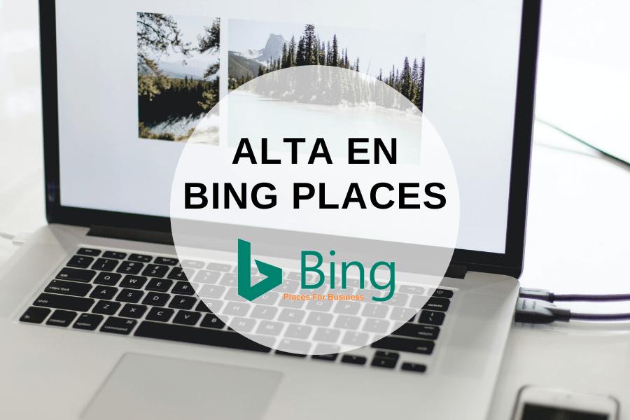 Alta en Bing Places