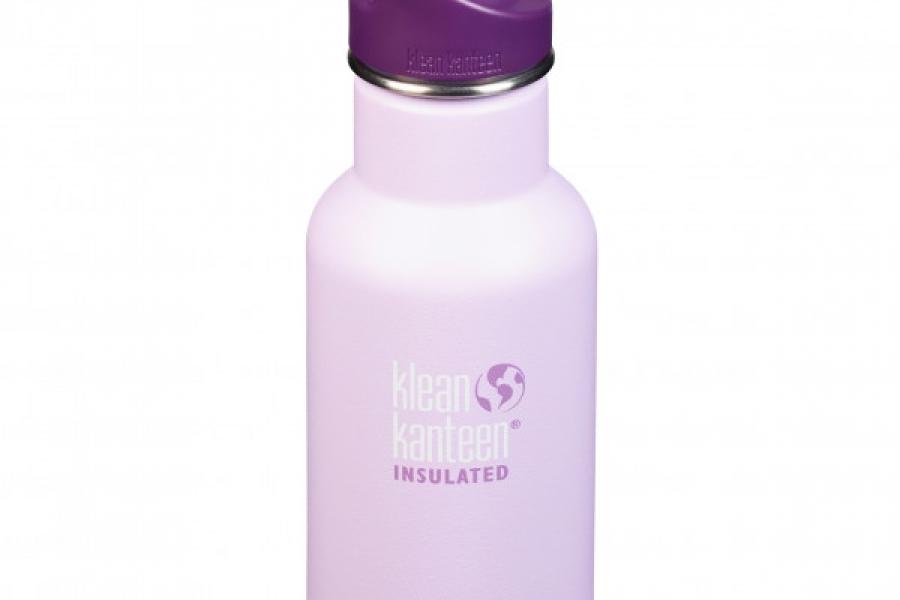 Botella Térmica Sugarplum 355 ml (Klean Kanteen)