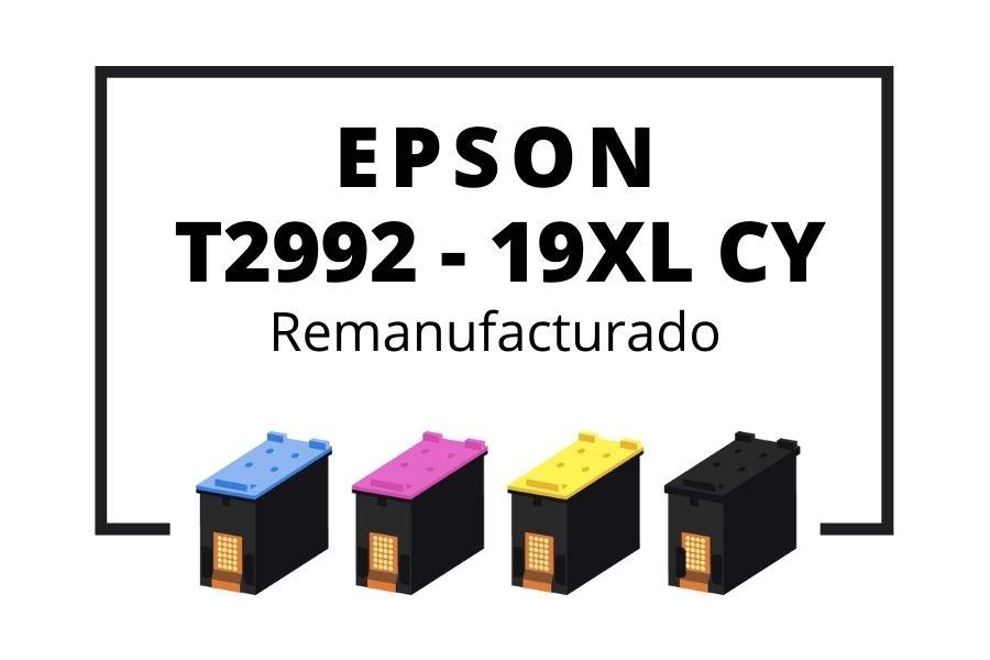 T2992 - 29XL CYAN