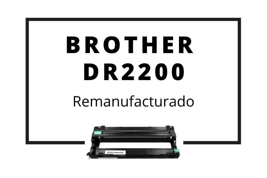 Tambor DR2200