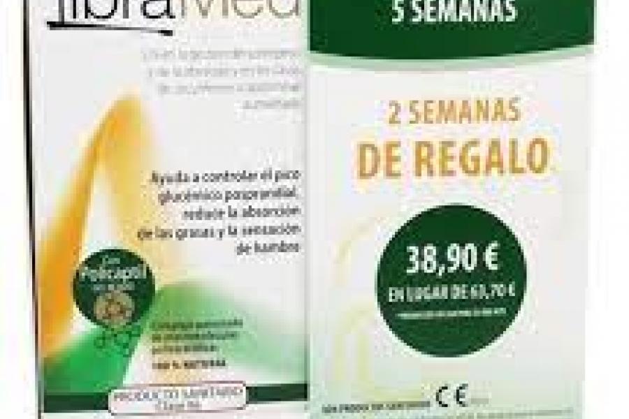 Aboca Libramed 138 comprimidos más dos semanas de regalo!!!