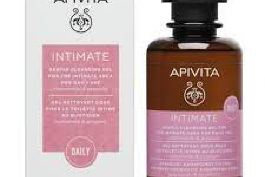 Apivita Intimate Daily para uso diario con camomila  propóleo 200 ml