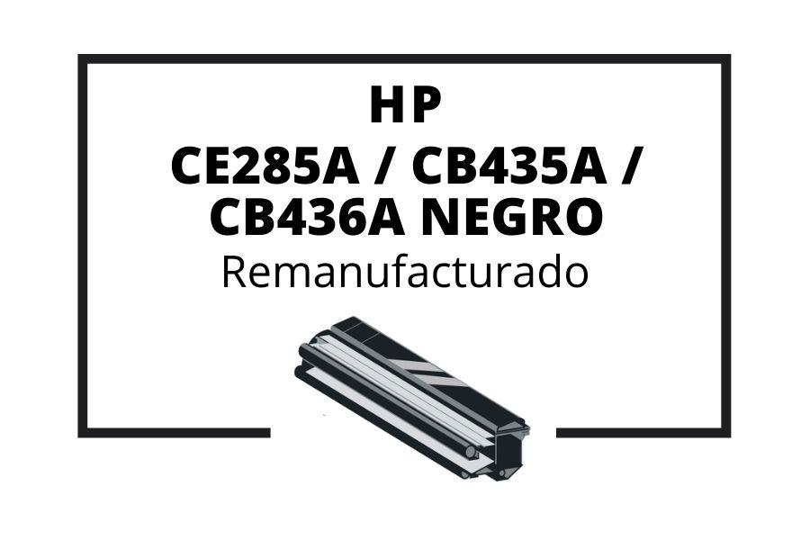 CE285A  CB435A  CB436A