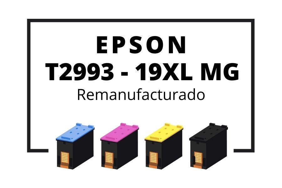 T2993 - 29XL MAGENTA