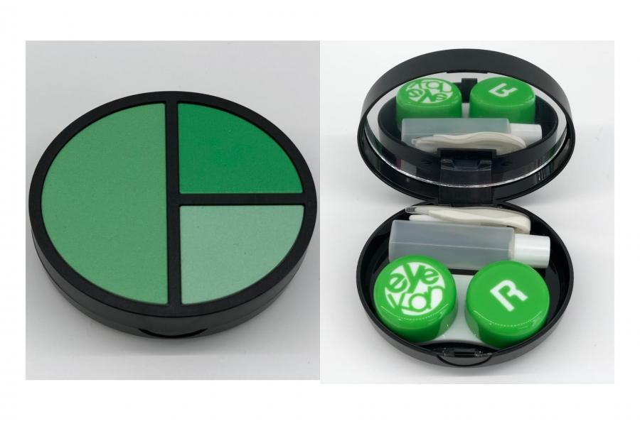Portalentes color verde