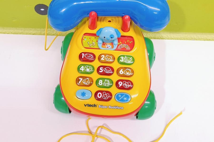 TELÉFONO MUSICAL VTECH