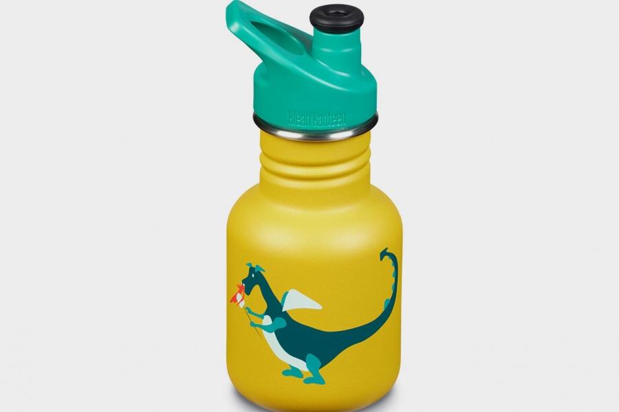 Botella Dragon Snack Acero Inoxidable 355ml (Klean Kanteen)