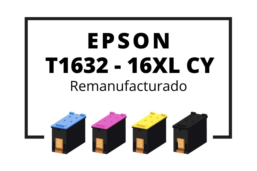 T1632 - 16XL Cyan