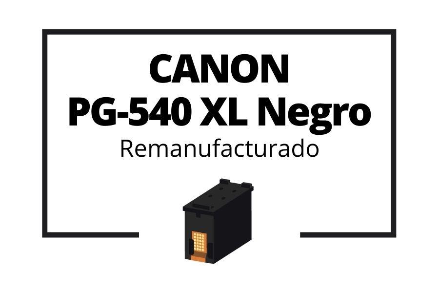 PG 540XL Negro