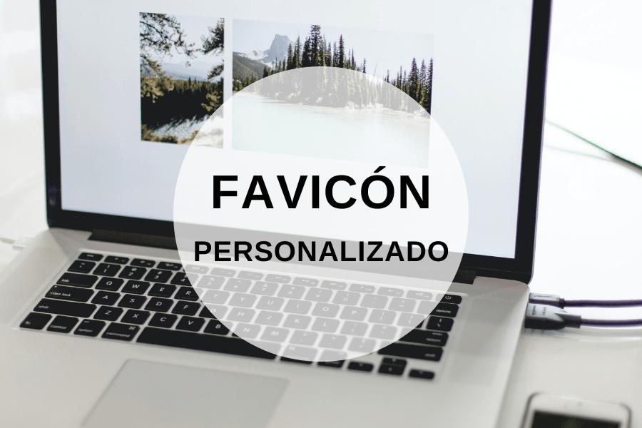Favicon Personalizado