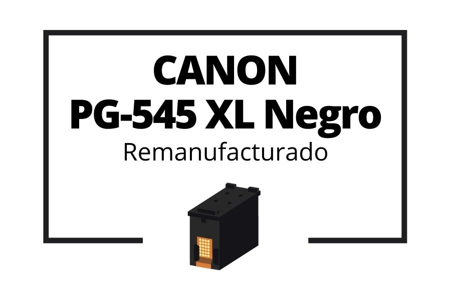 PG 545XL Negro
