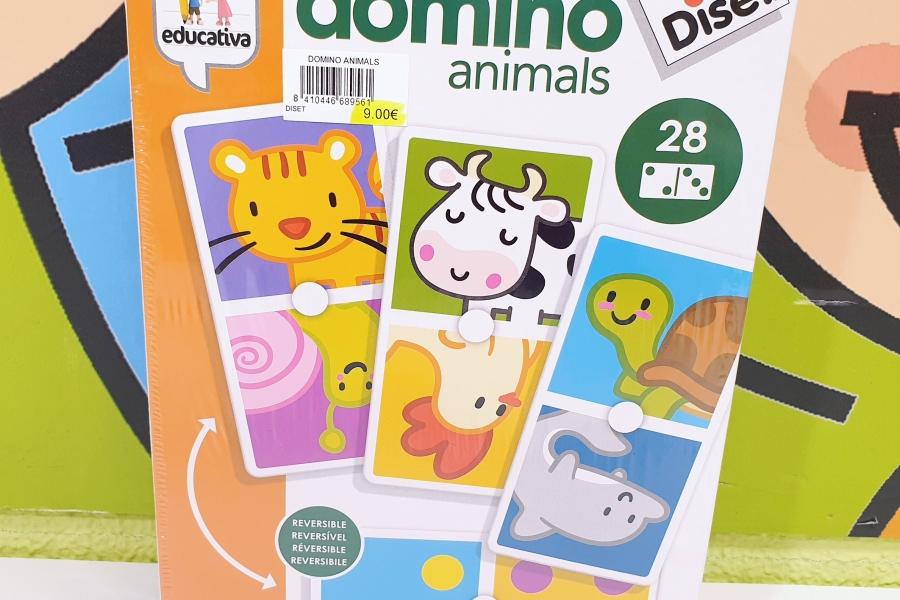 DOMINO ANIMALES DISET