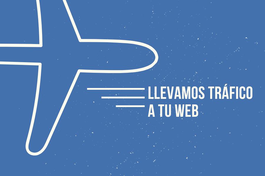 Llevamos Tráfico a tu Web