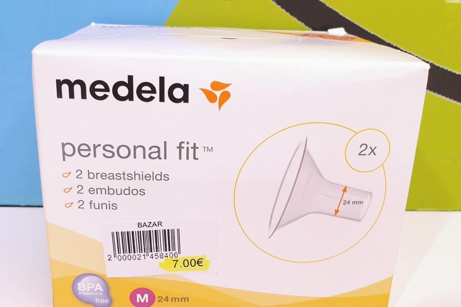 EMBUDOS MEDELA 24MM