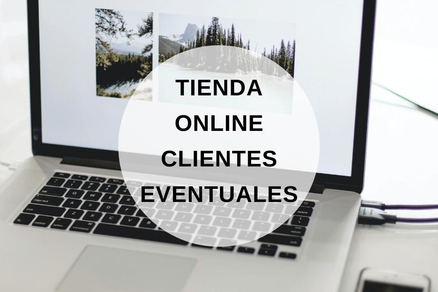 Tienda Online para Clientes Eventuales