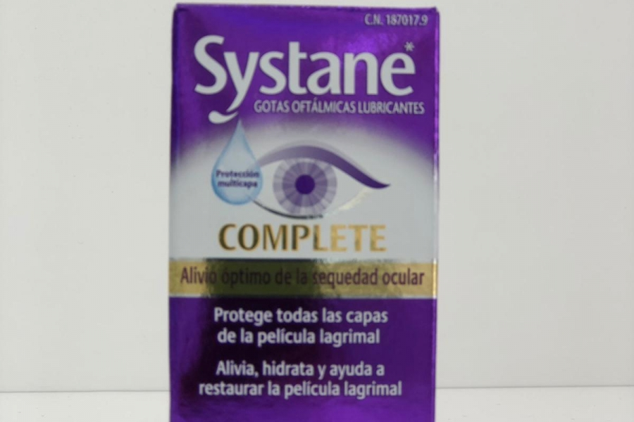 Systane complete bote 10 ml