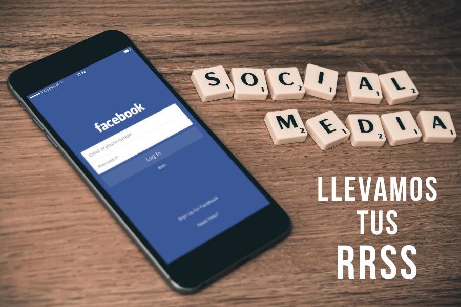 Llevamos tus Redes Sociales