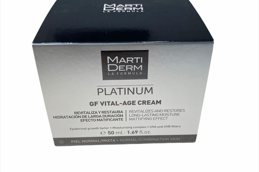 MARTIDEM PLATINUM GF VITAL-AGE CREAM